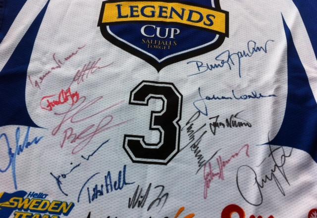 Legends Cup Alpine 2012