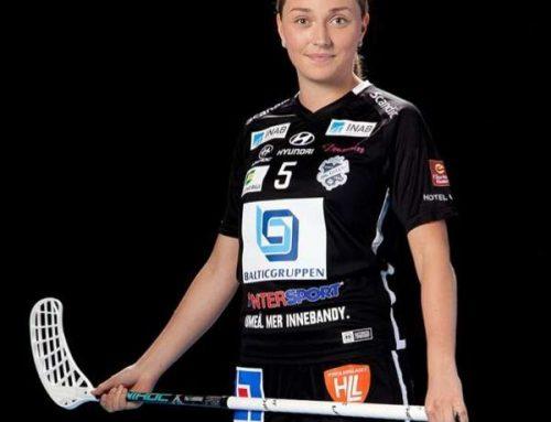 Active Life Foundation (ALF) beviljar Maja Nilssonbidrag för knäskydd.