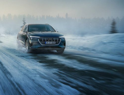 Audi Test Drive Åre 2019 med nya Audi e-tron