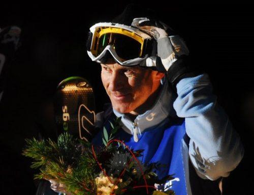 SkiStar Invitational 2019 alpin legendslalomtävling i Åre 12/2 2019 till förmån för Active Life Foundation och Right to Play