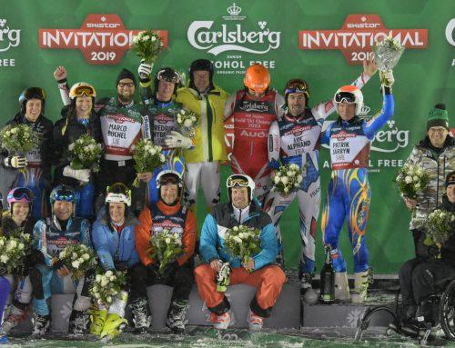 SkiStar Invitational Åre 2019, den alpina legendslalomtävlingen blev stor succé