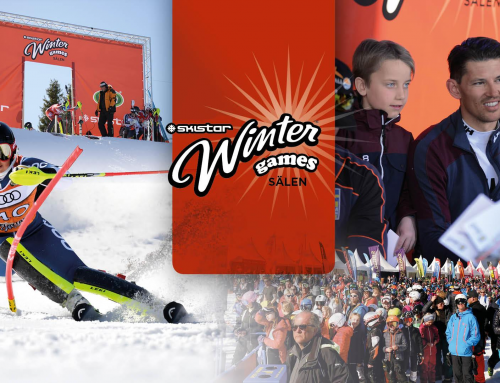 SkiStar Winter Games Sälen den 8 – 13 april