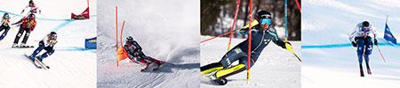 Tävling Ski Team Sweden Alpine och Active Life Foundation