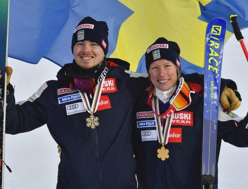 Vi gratulerar Ski Team Sweden för fina VM-prestationer!