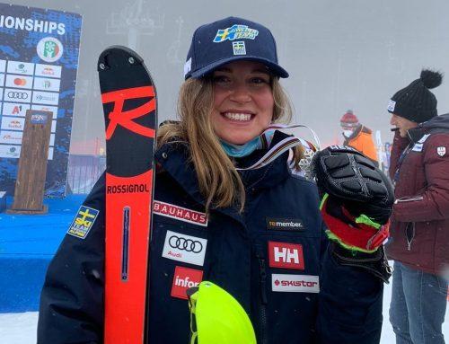 Active Life gratulerar till alpina JVM medaljer i Bansko!