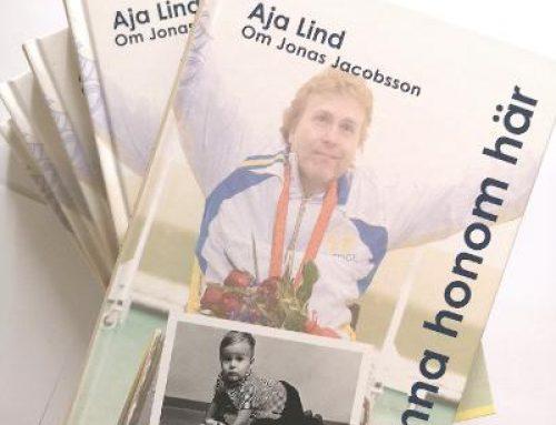 """Specialerbjudande – Stöd Active Lifeoch köp Jonas Jacobssons självbiografi """"Lämna honom här"""""""